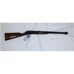 Browning Model: BL – 22 Caliber: 22 SL & LR Serial No. 37B16402 Description: lever action, tube feed