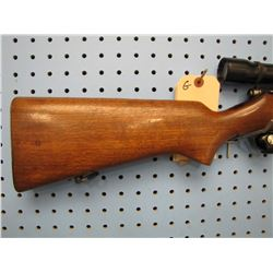 G... Savage model 19 bolt action 22 Hornet 2.5 to 7 Power Scope