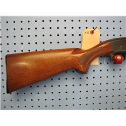 AH... Remington wing master model 870 pump action 16 gauge 2 3/4 vent rib full choke