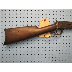 BM... Winchester model 1894 lever action 38-55 action and Barrel uneven Bluing