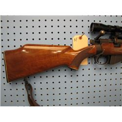 BY... Lee Enfield 1941 bolt action 303 clip tasco 4x32 scope