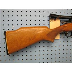 CP... Cooey Model 600 bolt action 22 to magazine Weaver scope Wood rough shape