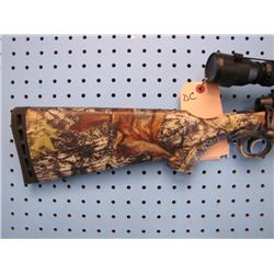 DC... Savage Edge 7 mm 06 bolt action clip 3 x 9 scope
