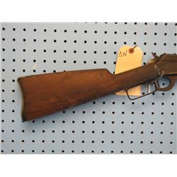 DN... Marlin 1893 lever action 3030 carbine saddle ring missing finish has been blackened