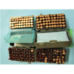 lot of 218 bee reload ammo 199 rounds approximately