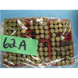 lot 218 Bee reloads 136 rnds approx