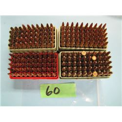 lot of 184 reloads 222 Remington
