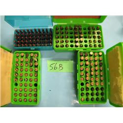 lot of approximately 150 reloads 22