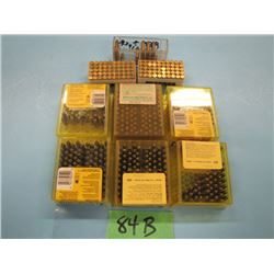 lot of 500 plus rounds of 22 ammunition