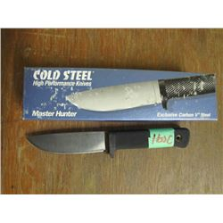 Cold Steel hunting knife