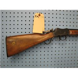 FM... BSA Martini action 22 magnum single shot peep sights small amount of rust on left hand receive