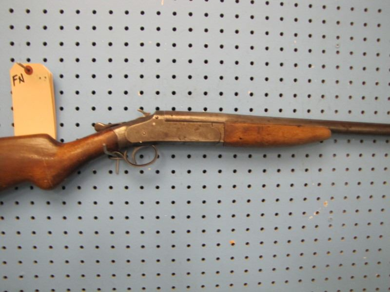 Fn Excel 12 Gauge Shotgun Fore Stock Cracked