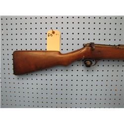GD... Ross rifle 1905 bolt action 303 various amounts of rust site soldered on