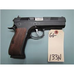 RESTRICTED GG... CZ model 97 B semi automatic 45 Auto double action