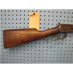 FR...Winchester model 94 lever action 30-30 caliber BLUEING IS MOSTLY GONE - SEE PICTURES