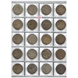 Page of 20 1921 US Morgan Dollars