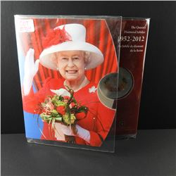 Royal Canadian Mint 1952-2012 THE QUEENS DIAMOND JUBILEE COIN New in Package