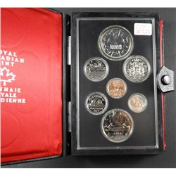 1978 Canadian Double Dollar Silver Coin Set