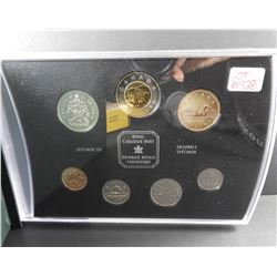 2000 Canadian SPECIMEN Coin Set NEW in PACKAGING