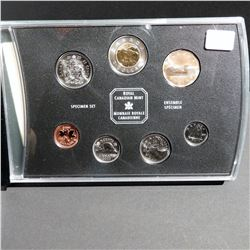 2003 Canadian SPECIMEN Coin Set NEW in PACKAGING