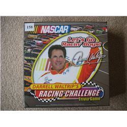NASCAR Trivia Game - New - Still Sealed