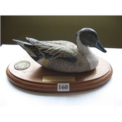 Ducks Unlimited Saskatchewan - Spnsor Decoy - Artist - Harvey Welch