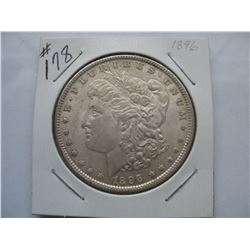 1896 United States Morgan Dollar