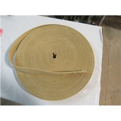 CANADIAN ARMY LARGE ROLL OF WEBBING STRAP MATERIAL