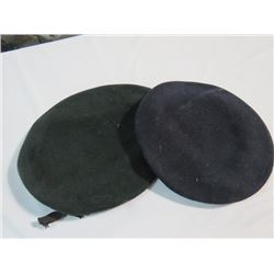 CANADIAN ARMY BERET & CANADIAN ARMY ARMOURED BERET