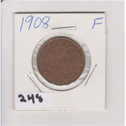 1908 CNDN LARGE PENNY