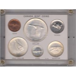CANADA MINT COIN SET 1867-1967