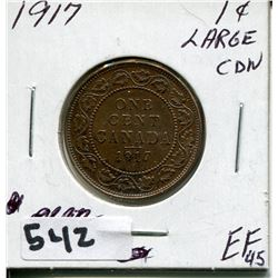 1917 CNDN LARGE PENNY