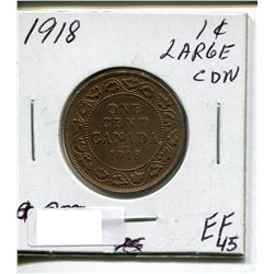 1918 CNDN LARGE PENNY