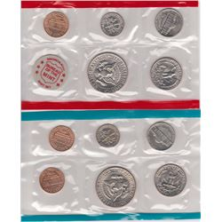 1972 US TREASURY UNCIRCULATED SPECIMEN SETS