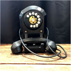 Vintage Rotary Dial Wall Phone