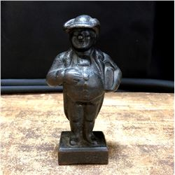 Small Bronze of a Distinguished Gentleman