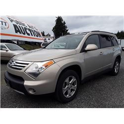 K4 -- 2009 SUZUKI XL7 LX SUV, BROWN, 152,430 KMS