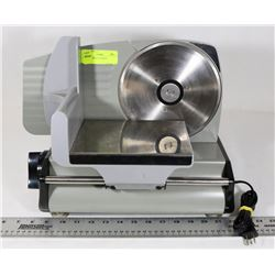 ELECTRIC MEAT SLICER 6""