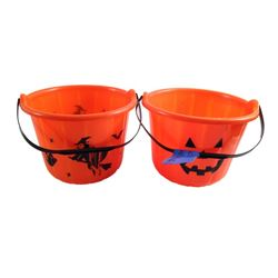 Hell Fest (2018) Screen Used Candy Buckets Movie Props