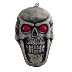 Hell Fest Screen Used Light Up Skull Movie Props