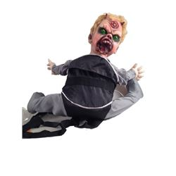 Hell Fest Screen Used Devil Baby Movie Props