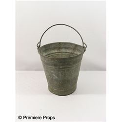 Inglorious Basterds Bucket Movie Props