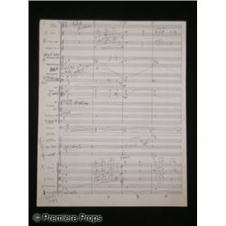 Collection of Ronald Stein musical scores Memorabilia