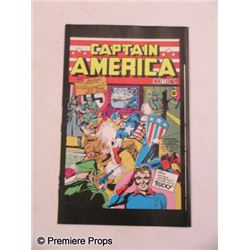 Captain America Promo Brochure
