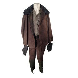 Resident Evil: Retribution Russian Undead Movie Costumes