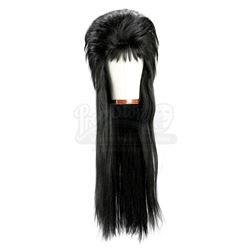 Elvira's (Cassandra Peterson) Signature Bouffant Wig - ELVIRA: MISTRESS OF DARK