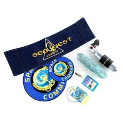 UEO Badges and Small Props - SEAQUEST DSV (1993 - 1996)
