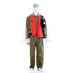 Buzz's (Buzz Belmondo) Flight Suit Ensemble - OUT OF THIS WORLD (1987 - 1991)