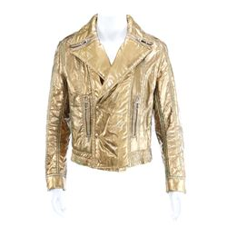 Captain Buck Rogers' (Gil Gerard) Gold Futuristic Jacket - BUCK ROGERS IN THE 25TH CENTURY (1979 - 1