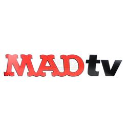 Madtv' Acrylic Audience Sign - MADTV (1995 - 2009)